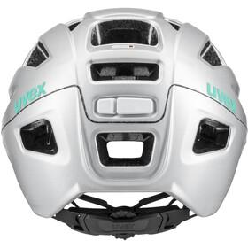 UVEX Finale 2.0 Helm silver mint mat